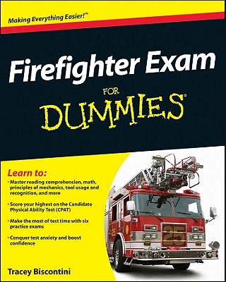 Firefighter Exam for Dummies By Bell, Stacy L./ Rock, Lindsay/ Biscontini, Tracey
